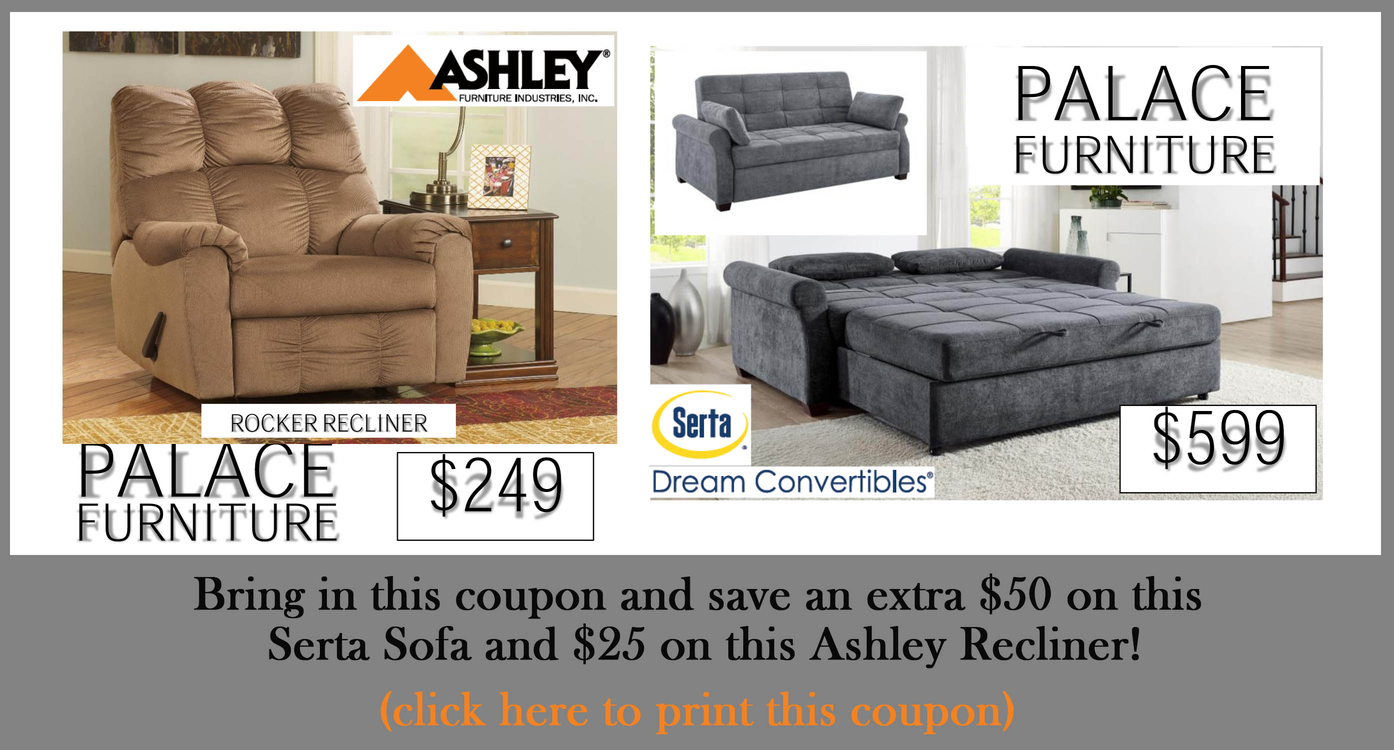 Furniture Sale Image Coupon