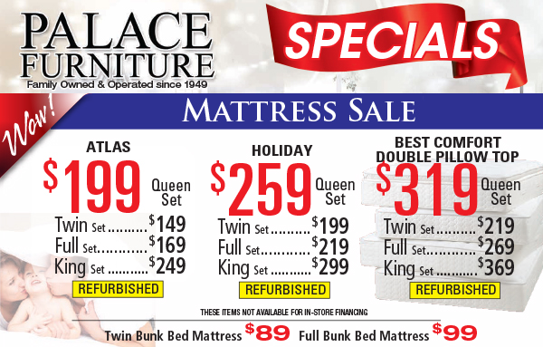 Mattress Sale Image Coupon