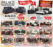 Palace Furniture Specials